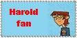 My Harold Fan Stamp. by Rock-Raider