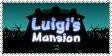 Luigi's Mansion stamp 2. by Rock-Raider