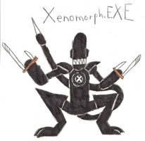 Xenomorph.EXE. by Rock-Raider