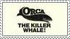 Orca stamp. by Rock-Raider