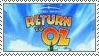 Return To Oz Stamp. by Rock-Raider