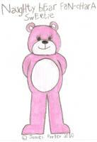 Naughty Bear FC, Sweetie. by Rock-Raider