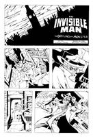 THE INVISIBLE MAN - Pag 1 by Manthomex