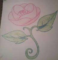 motherly rose  by SweetStrokesStudios