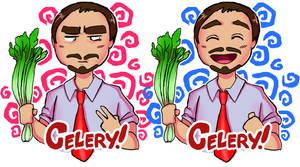 Celery - Ashens by VauxhaulAstra