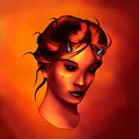 Devil Danielle by REPLOID