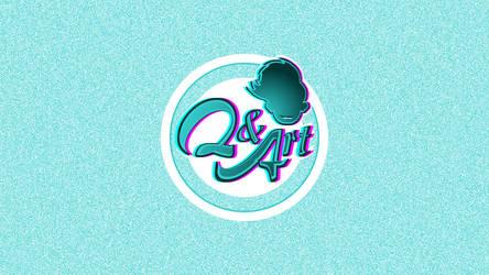 QnArt logo by REPLOID