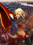 The Last Daughter of Krypton by Zulubean