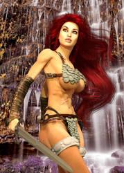 The Return of Red Sonja II by Zulubean