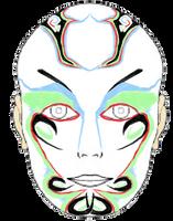 Kabuki by SybilThorn