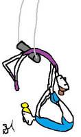 Acrobats by SybilThorn