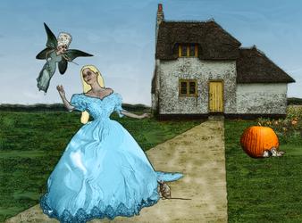Cinder Ella by SybilThorn