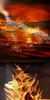 Agony of Despair by SybilThorn