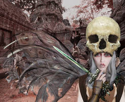 Warrior Fae by SybilThorn