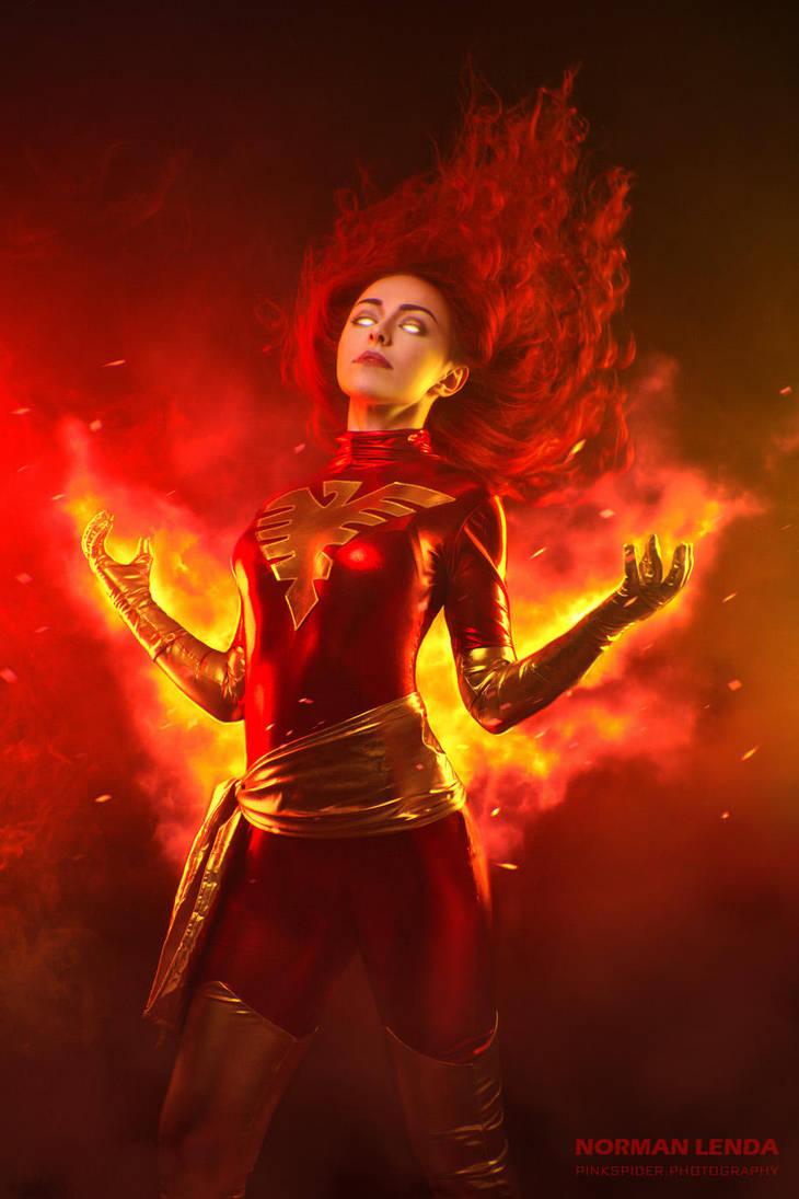 Wrath of the Dark Phoenix by star-nacho