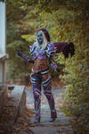 Sylvanas Windrunner by star-nacho