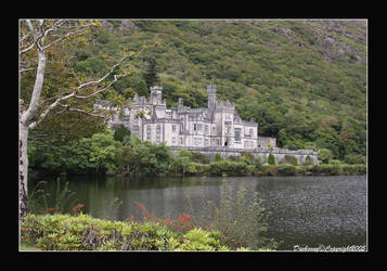 Kylemore Abbey by PedroKin