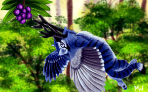 Felisgryph by Mieyth-Wolftear