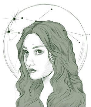 Stjarnor - Josefine by CamiiW