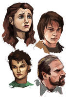Stranger Things by CamiiW