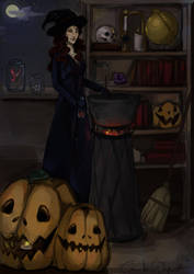 Halloween 2016 by CamiiW