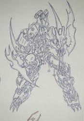Juggernaut by The-Revered-Dragon