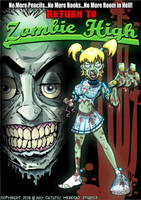 Return To Zombie High by Werecat-Studios