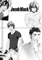 Twilight's Jacob Black by 104lbOfInsanity