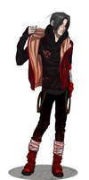 Naruto Fash Series: Itachi by Juhani