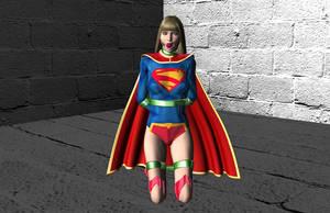 Shut Up, Supergirl! by Chaosjohn