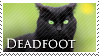 Deadfoot Stamp by VampsStock
