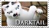 Darktail Stamp by VampsStock