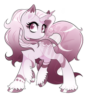 Pony adopt 4 (CLOSED) by Lovewhile