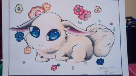 Little Bunny by EmilicentArt