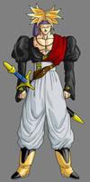 Super Saiyan Gokua by hsvhrt