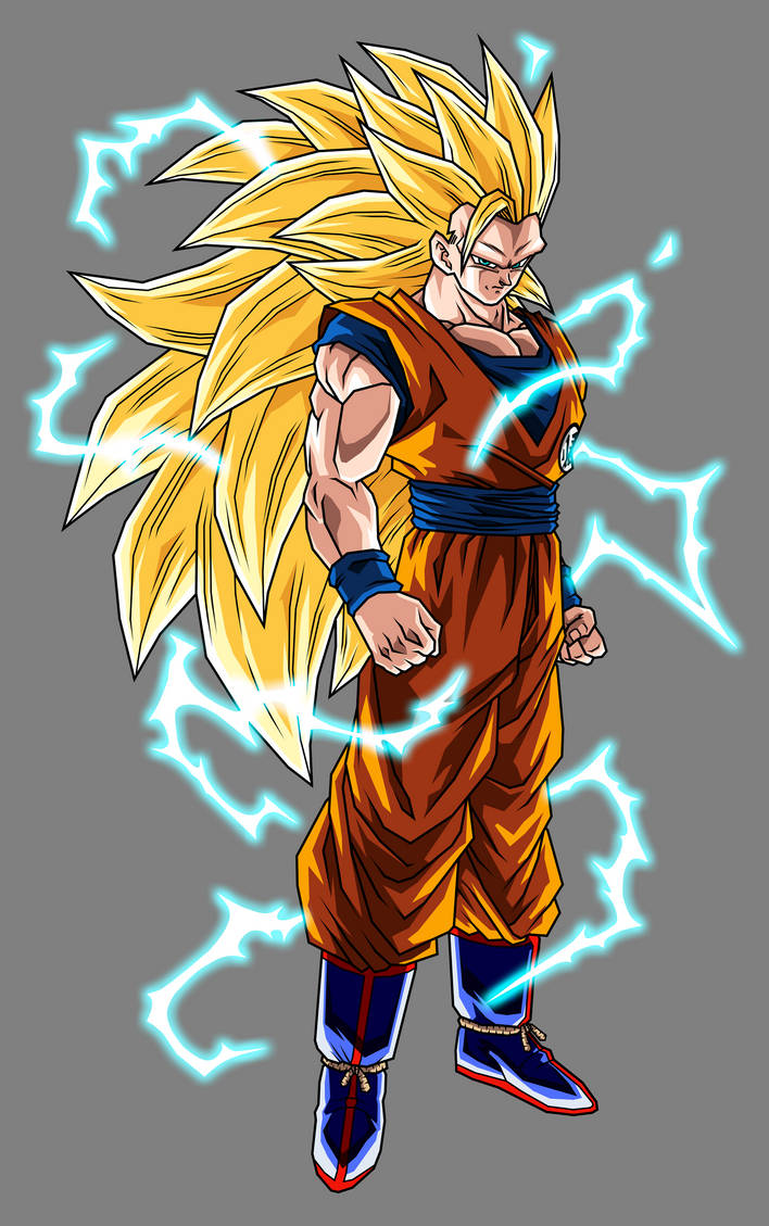 Goku super saiyan 3 by hsvhrt on deviantart - Sangohan super saiyan 3 ...