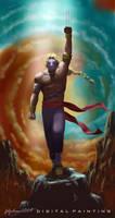 Vega - The Street Fighter by Fdjohan19