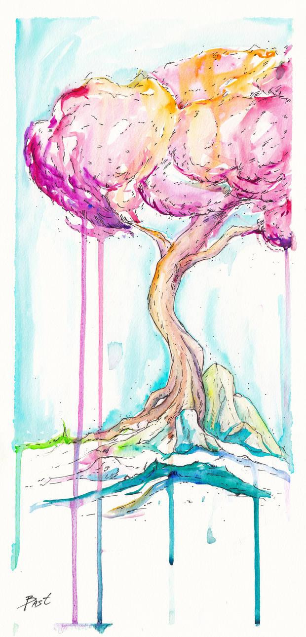 The Tree Of Hope  by Shaya-Fury