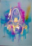 Golden Tali by Shaya-Fury