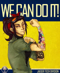 .PPDC we can do it!. by SteamDog