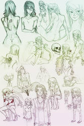 .sketch dump 017. by SteamDog