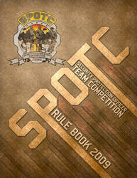 SPOTC 2009 Rule book cover by evilEzra