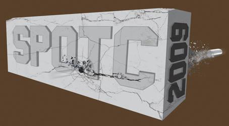 SPOTC 3D shatter by evilEzra