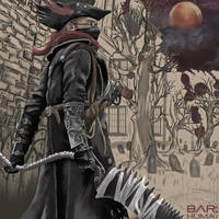 SOULS Series: Hunter by Bar-Huma