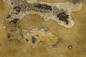 Novel Map by SchwarzKreuz