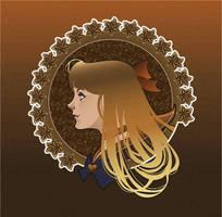 Sailor Venus by omgdrawme