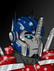 TFP: Orion Pax by sinead