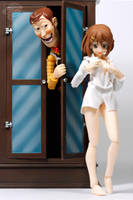 Closet Woody by theonecam
