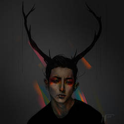 Oh Deer! by tatekane