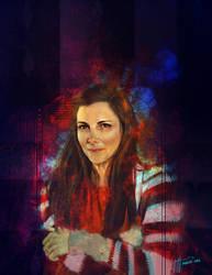 Molly Hooper by tatekane